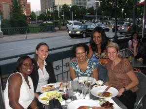 Conference Goers enjoy the sights around Atlanta GA